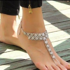 Jewelry - NEW Boho Foot Jewelry